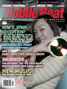 Mobile Beat Magazine Cover Issue 108